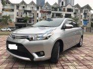 Bán xe Toyota Vios 1.5E MT đời 2017, màu bạc giá cạnh tranh giá 505 triệu tại Hà Nội