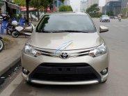 Cần bán Toyota Vios E MT sản xuất 2018, màu vàng giá 529 triệu tại Hà Nội