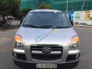 Cần bán lại xe Hyundai Starex năm sản xuất 2005, màu bạc, xe nhập giá 199 triệu tại Tp.HCM
