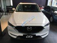 Cần bán Mazda CX 5 sản xuất 2018, màu trắng giá 899 triệu tại Hà Nội
