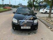 Bán Daewoo Gentra đời 2009, màu đen xe gia đình giá 166 triệu tại Hải Dương