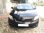 Bán Toyota Corolla Altis 2.0 V đời 2009, màu đen giá 510 triệu tại Hà Nội