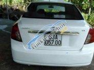 Cần bán lại xe Daewoo Lacetti năm 2004, màu trắng, giá tốt giá 145 triệu tại Đồng Nai