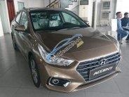 Bán xe Hyundai Accent năm sản xuất 2018, màu nâu giá 540 triệu tại Tp.HCM