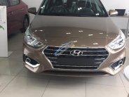Bán xe Hyundai Accent sản xuất năm 2018, màu nâu giá 520 triệu tại Tp.HCM