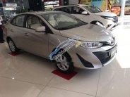 Cần bán gấp Toyota Vios E đời 2018, màu xám, 516tr giá 516 triệu tại Long An