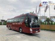 Bán xe Hyundai Universe năm 2018, màu đỏ giá 2 tỷ 560 tr tại Hà Nội