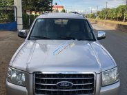 Bán xe Ford Everest 2.5L 4x2 MT năm sản xuất 2008, màu bạc giá 375 triệu tại Gia Lai