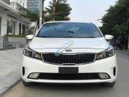 Bán ô tô Kia Cerato 1.6 2017, màu trắng, nội thất kem, liên hệ để nhận giá tốt 083.567.9595 giá 616 triệu tại Hà Nội