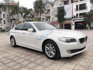 Bán ô tô BMW 5 Series 520i năm 2013, màu trắng, xe nhập giá 1 tỷ 135 tr tại Hà Nội