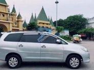 Cần bán lại xe Toyota Innova V sản xuất 2008, màu bạc, giá tốt giá 384 triệu tại Hà Nội