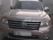 Bán Ford Everest 2009, máy dầu, số tự động, màu ghi vàng giá 478 triệu tại Tp.HCM