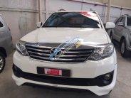 Bán xe Fortuner TRD, màu trắng, máy xăng 2014 giá 850 triệu tại Tp.HCM