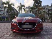 Bán xe Mazda 3 Facelift sản xuất năm 2017, màu đỏ, 685 triệu giá 685 triệu tại Hà Nội