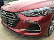 Bán Hyundai Elantra Sport đỏ quyến rũ + giảm 50% bảo hiểm vật chất 1 năm giá 729 triệu tại Tp.HCM
