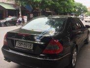 Chính chủ bán xe Mercedes E200 2009, màu đen như mới giá 515 triệu tại Hải Phòng