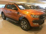 Cần bán xe Ford Ranger Wildtrak 2.2L đời 2018, màu cam, nhập khẩu nguyên chiếc giá cạnh tranh giá 720 triệu tại Tp.HCM
