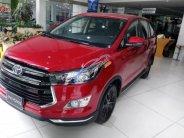 Bán Toyota Innova 2.0 Venturer năm 2018, màu đỏ giá 853 triệu tại Hà Nội