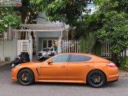 Cần bán Porsche Panamera 4S sản xuất 2010, màu vàng, nhập khẩu  giá 1 tỷ 860 tr tại Tp.HCM