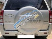 Cần bán gấp Suzuki Grand Vitara AWD năm sản xuất 2011, màu bạc, nhập khẩu còn mới giá cạnh tranh giá 520 triệu tại Tp.HCM