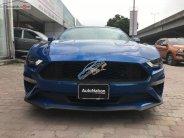 Bán ô tô Ford Mustang EcoBoost Fastback 2018, màu xanh lam, xe nhập giá 2 tỷ 695 tr tại Hà Nội