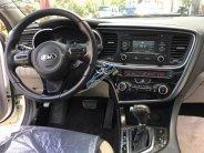 Cần bán lại xe Kia Optima 2.0 sản xuất 2015, màu trắng, xe nhập như mới  giá 760 triệu tại Hà Nội
