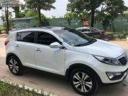 Bán xe Kia Sportage năm sản xuất 2011, màu trắng, xe nhập giá 588 triệu tại Hà Nội