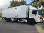Xe tải thùng bảo ôn tải trọng 15 tấn giá 1 tỷ 500 tr tại Tp.HCM