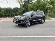 Bán xe Lexus LX 570 đời 2013, màu đen, xe nhập như mới giá 4 tỷ 280 tr tại Hà Nội