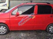 Bán Daewoo Matiz SE đời 2004, màu đỏ giá 48 triệu tại Thái Nguyên