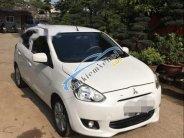 Cần bán gấp Mitsubishi Mirage 2014, màu trắng, nhập khẩu giá 250 triệu tại Hà Nội
