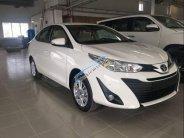 Cần bán xe Toyota Vios đời 2018, màu trắng, giá 606tr giá 606 triệu tại Cần Thơ