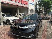 Cần bán gấp Honda CR V 1.5 Turbo G sản xuất năm 2018, màu đen  giá 1 tỷ 145 tr tại Hà Nội