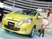 Cần bán Mítubishi Mirage AT 2013, màu xanh vàng, nhập khẩu Thái Lan giá 330 triệu tại Hà Nội