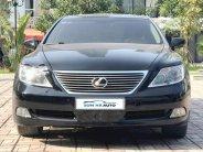 Cần bán xe Lexus LS 460L đời 2007, màu đen, nhập khẩu giá 1 tỷ 155 tr tại Hà Nội