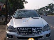 Bán xe Mercedes ML350 năm 2009, màu bạc, nhập khẩu giá 680 triệu tại Hà Nội