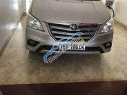 Bán xe Toyota Innova sản xuất 2015, màu xám, giá 575tr giá 575 triệu tại Điện Biên
