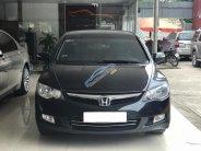 Bán ô tô Honda Civic 2.0 i-VTEC sản xuất 2008, màu đen giá 390 triệu tại Hà Nội