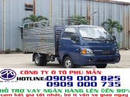 Xe tải Jac 1T49- Jac 1.49 tấn- xe tải nhẹ Jac x150 giá 300 triệu tại Tp.HCM