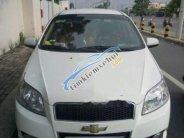 Bán ô tô Chevrolet Aveo đời 2014, màu trắng giá 275 triệu tại Bình Dương