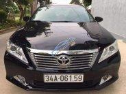 Cần bán Toyota Camry đời 2013, màu đen, 755 triệu giá 755 triệu tại Hải Phòng