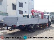 Bán xe tải Isuzu 6 Tấn , 6T4 FRR90NE4 gắn cẩu Unic 3 tấn 4 khúc URV340 giá 820 triệu tại Tp.HCM