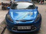 Bán ô tô Ford Fiesta 1.6 AT năm sản xuất 2012, màu xanh lam chính chủ  giá 355 triệu tại Hà Nội