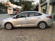 Bán Hyundai Accent 1.4MT BASE sản xuất năm 2018, màu bạc chính chủ giá 448 triệu tại Hải Phòng