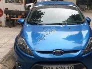 Bán xe Ford Fiesta S 1.6 AT đời 2012, màu xanh lam giá 355 triệu tại Hà Nội