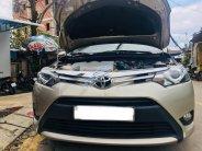 Toyota Vios G 2017 số tự động cần bán, Bảo hành chính hãng đến 2020 giá 529 triệu tại Cần Thơ