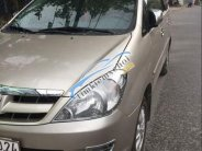 Bán xe Toyota Innova G đời 2006, màu vàng cát giá 285 triệu tại Đà Nẵng
