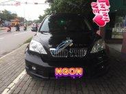 Bán ô tô Honda CR V năm sản xuất 2009, màu đen, nhập khẩu  giá 550 triệu tại Đà Nẵng