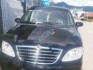 Gia đình bán Ssangyong Stavic sản xuất 2008, màu đen, nhập khẩu   giá 230 triệu tại Lâm Đồng