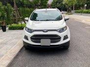 bán xe Ford EcoSport 2014 Titanium tự động màu trắng Ngọc Trinh, nhà ít sử dụng giá 478 triệu tại Tp.HCM